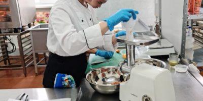 II Региональный инклюзивный конкурс профессионального мастерства по компетенции «Поварское дело»
